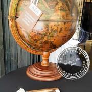 Mappemonde globe terrestre deco mariage voyage dunkerque lille
