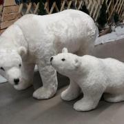 Ours polaire decors de noel