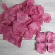 Petales de roses rouge rose nse location