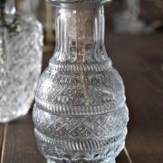 Petit vase mariage vintage 7 5x13cm