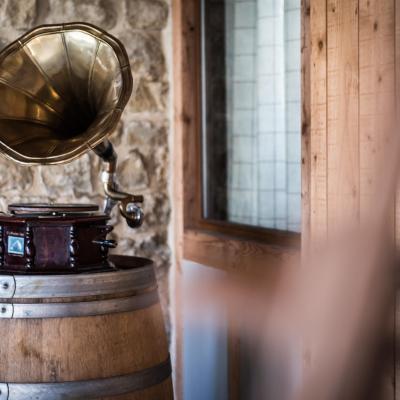 Phonographe gramophone mariage