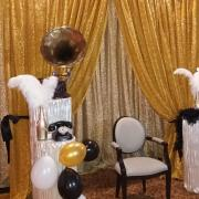 Photobooth deco gatsby dunkerque