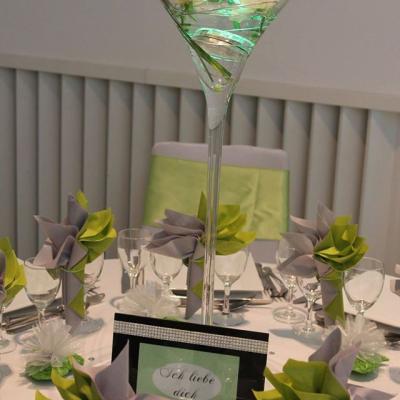 Vase martini anis nse
